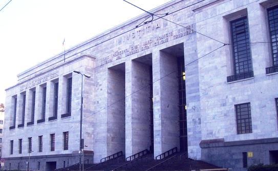 Dove siamo - Tribunale di Milano